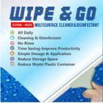 WIPE & GO BROCHURE