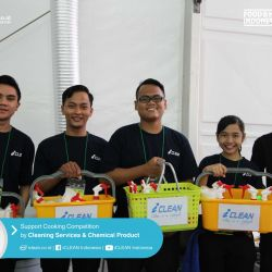 iCLEAN – Food & Hotel Indonesia 2017