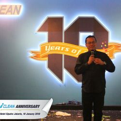 iCLEAN Anniversary 10 Years of Magic
