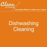 CLEAN STEPS Food Guard – Dishwashing Cleaning