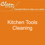 CLEAN STEPS Food Guard – Kitchen Tools Cleaning