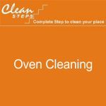 CLEAN STEPS Food Guard – Oven Cleaning