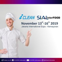 iCLEAN at SIAL Interfood 2019