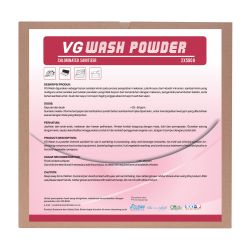 VG WASH POWDER