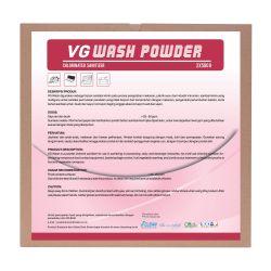 VG WASH POWDER